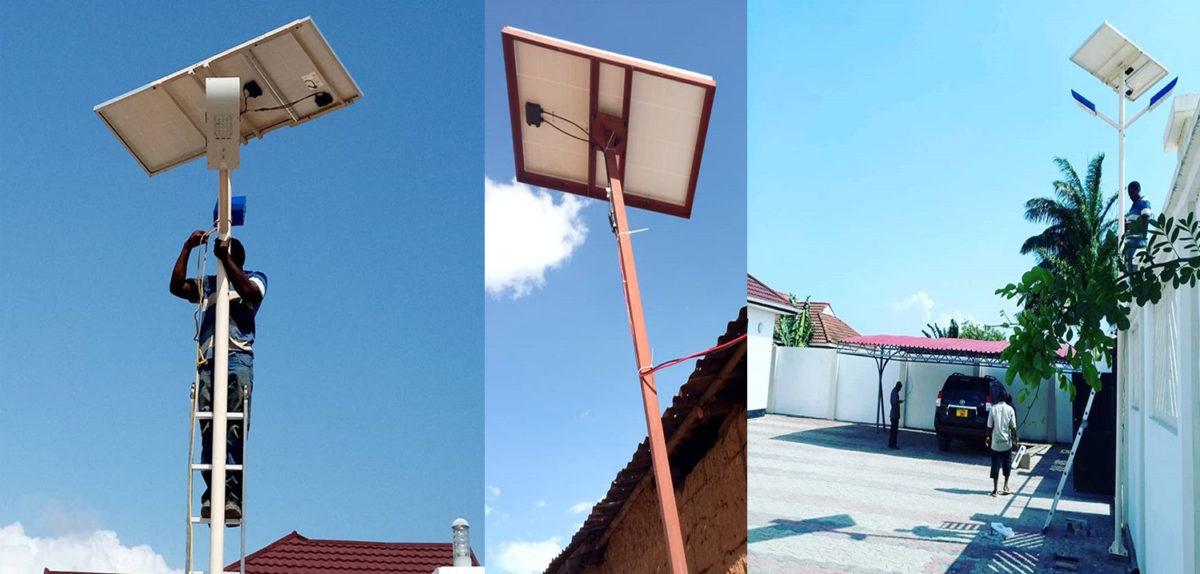 Street Solar Light