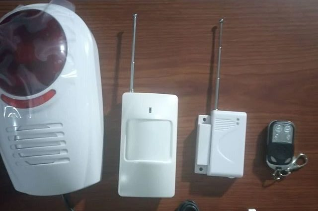 shop, home alarm system